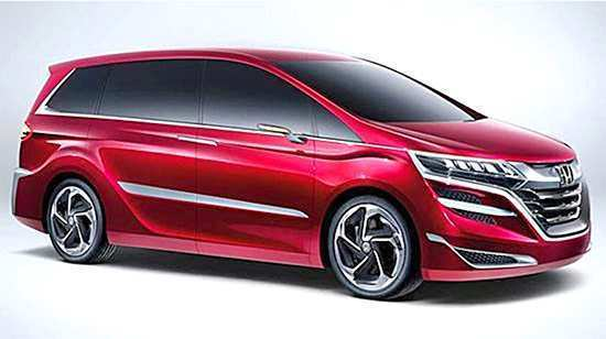 60 A Honda Odyssey 2020 Release Date New Model And Performance