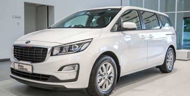 60 A Kia Grand Carnival 2019 Review Pricing