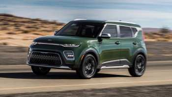 60 A Kia Soul 2020 Review Engine