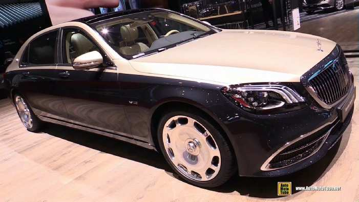 60 A Mercedes S650 Maybach 2019 Pricing
