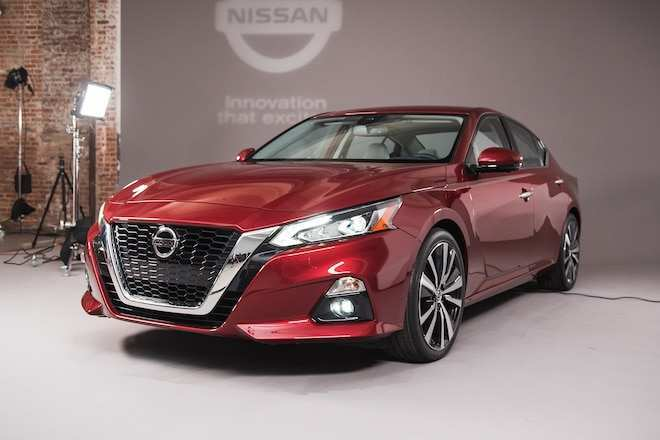 60 A Nissan Altima 2019 Horsepower Release Date And Concept