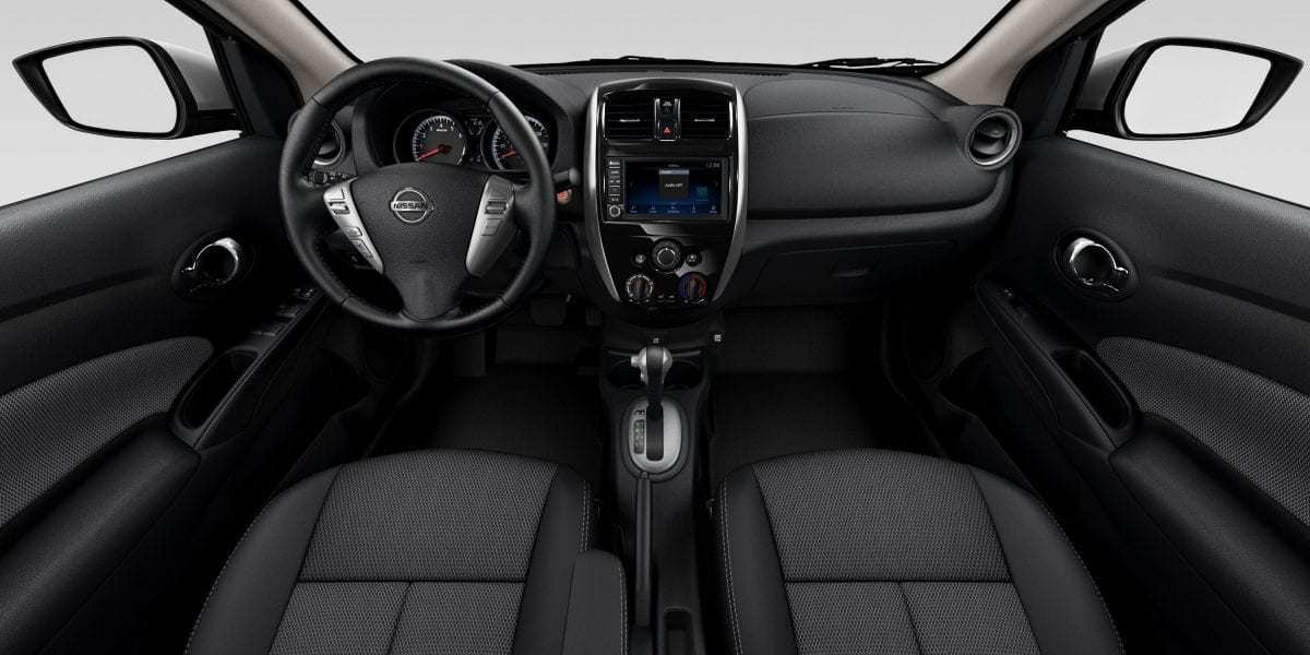 60 A Nissan Versa 2019 Interior Price And Release Date