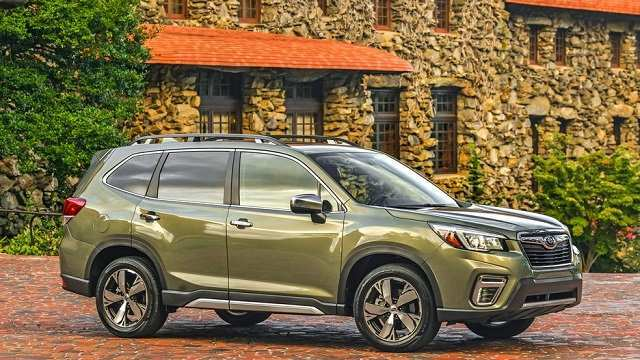 60 A Subaru Forester 2020 Research New