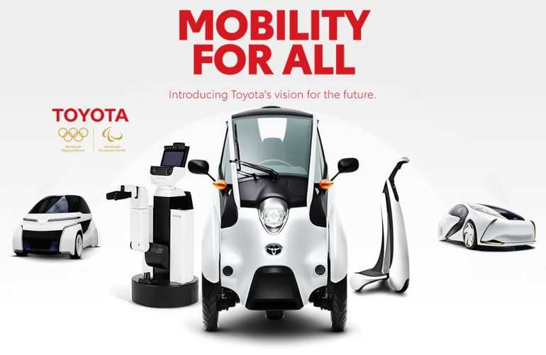 60 A Toyota Olympics 2020 Images