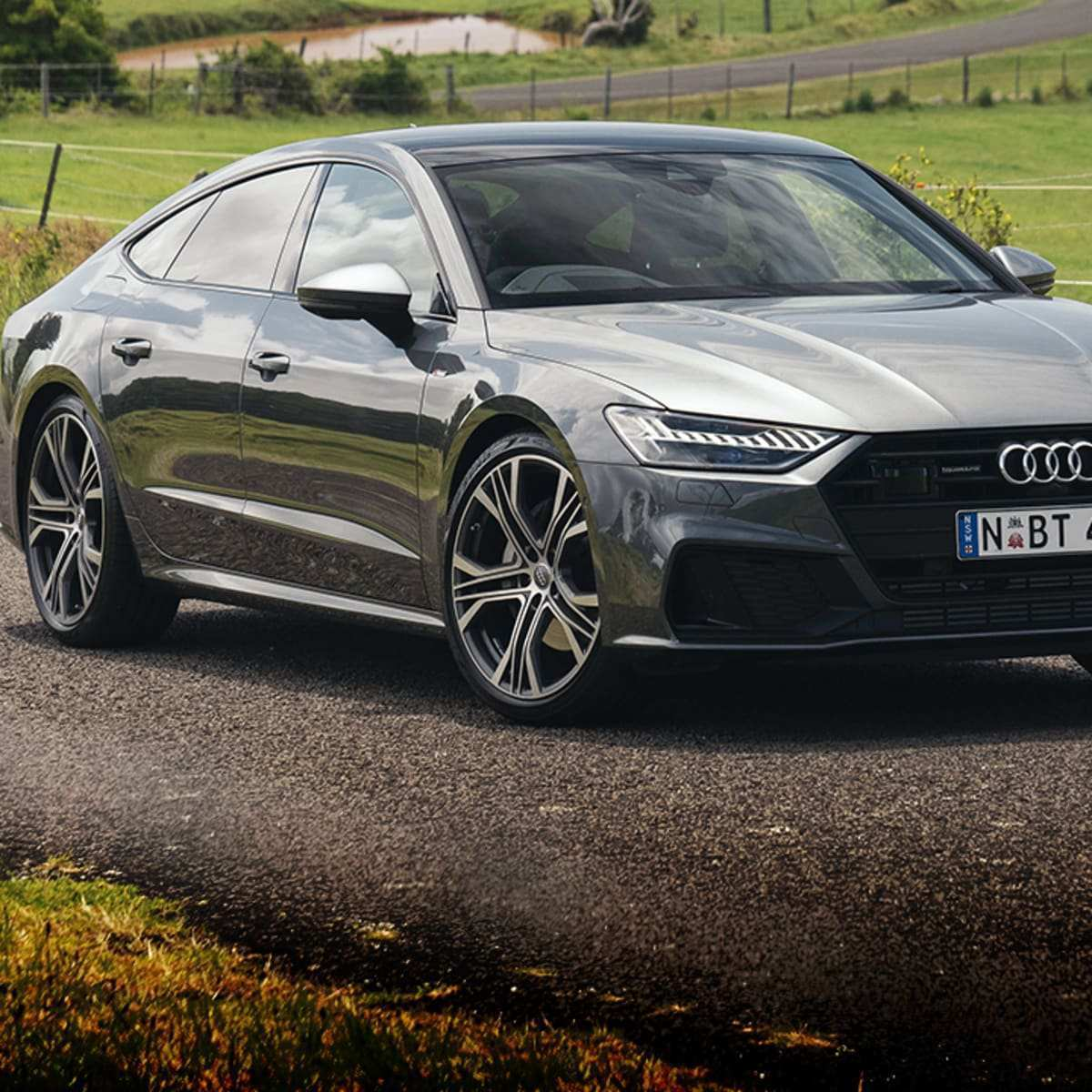 60 All New 2019 Audi S7 Pictures