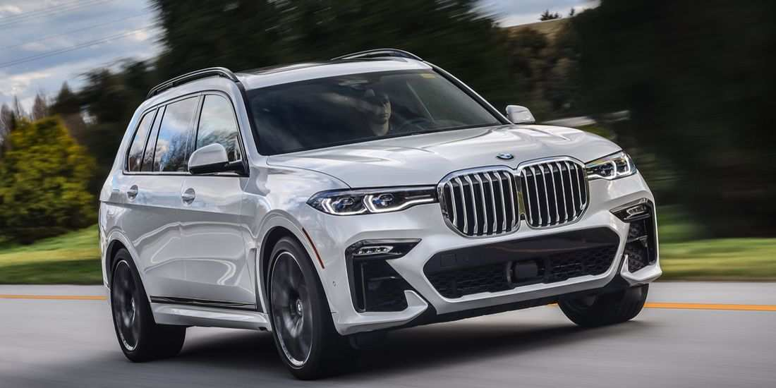 60 All New 2019 BMW X7 Configurations