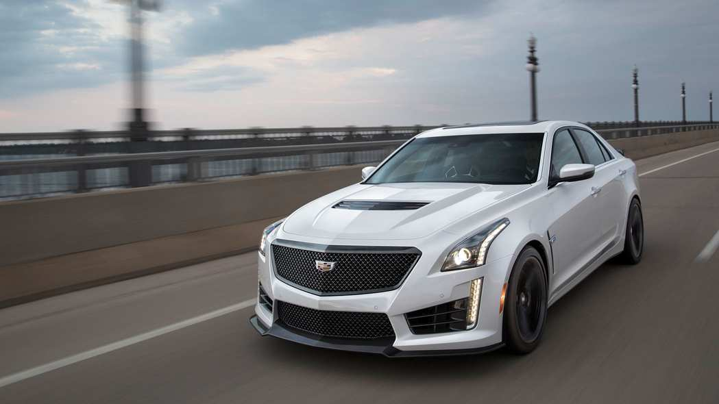 60 All New 2019 Cadillac Cts V Spesification