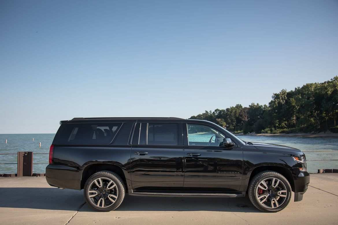 60 All New 2019 Chevy Suburban Performance And New Engine