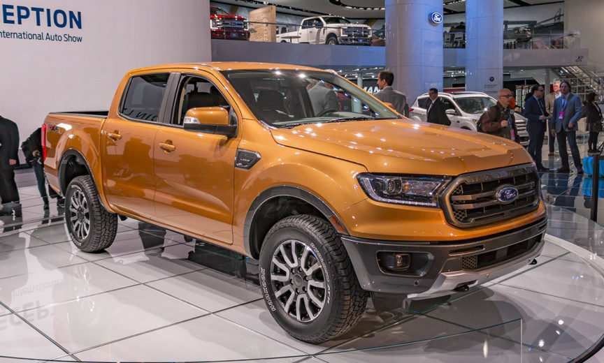 60 All New 2019 Ford Ranger Configurations