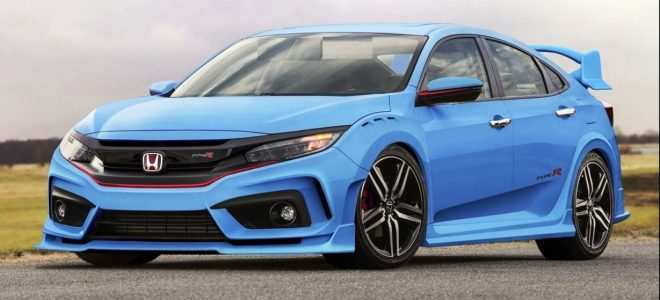 60 All New 2019 Honda Civic Si Type R Picture