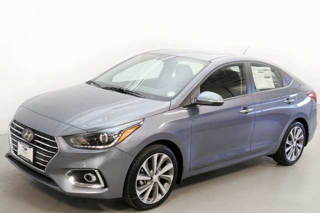 60 All New 2019 Hyundai Accent Release Date And Concept