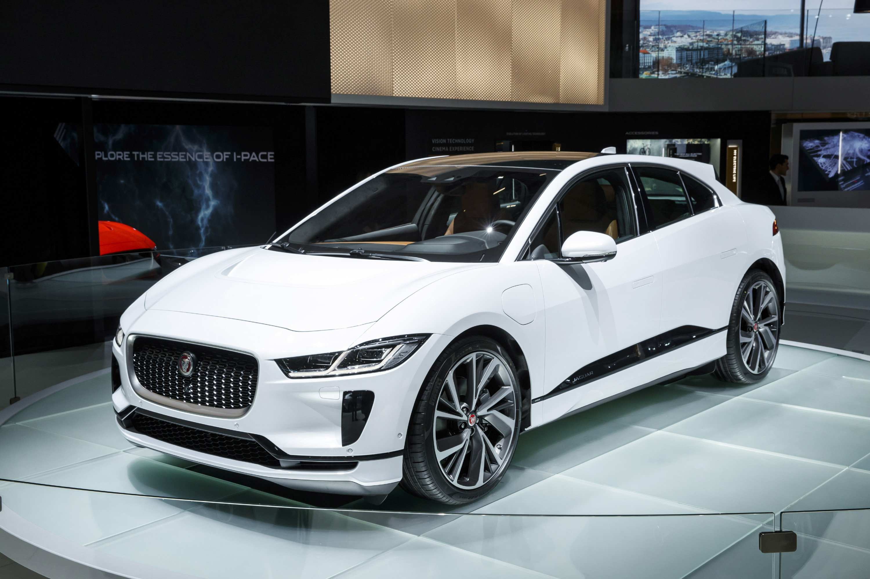 60 All New 2019 Jaguar I Pace Release Date New Review