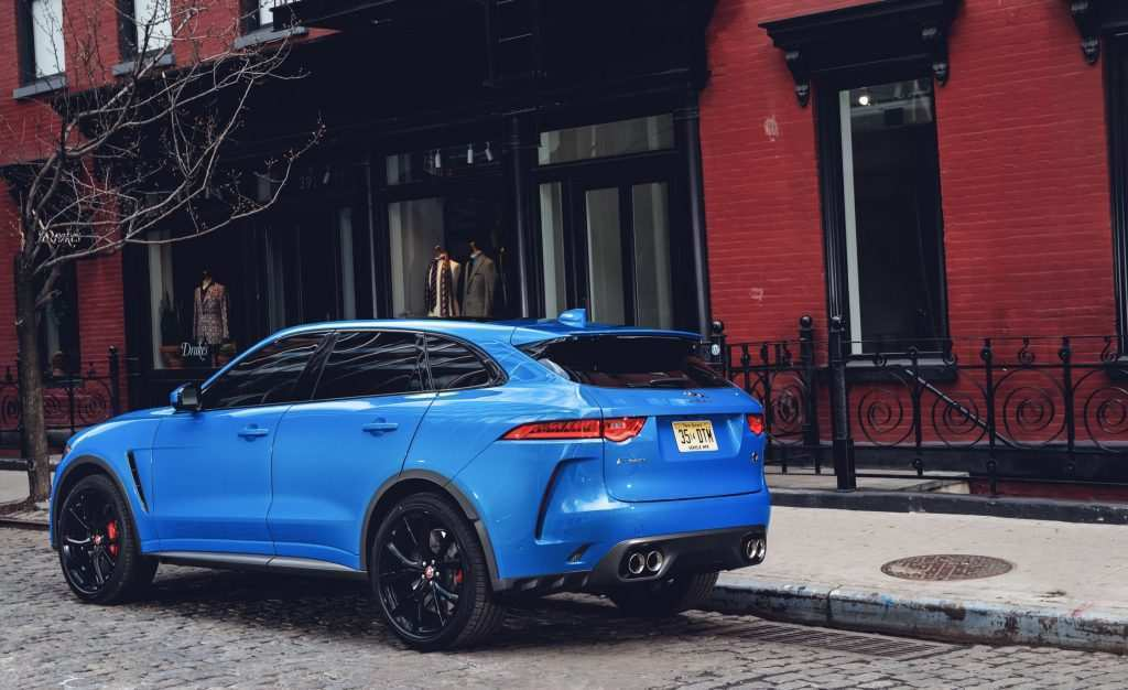 60 All New 2019 Jaguar I Pace Release Date Review And Release Date