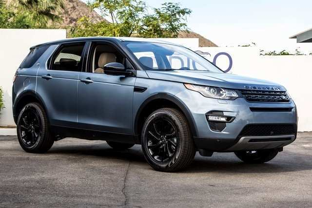60 All New 2019 Land Rover Discovery Sport Rumors