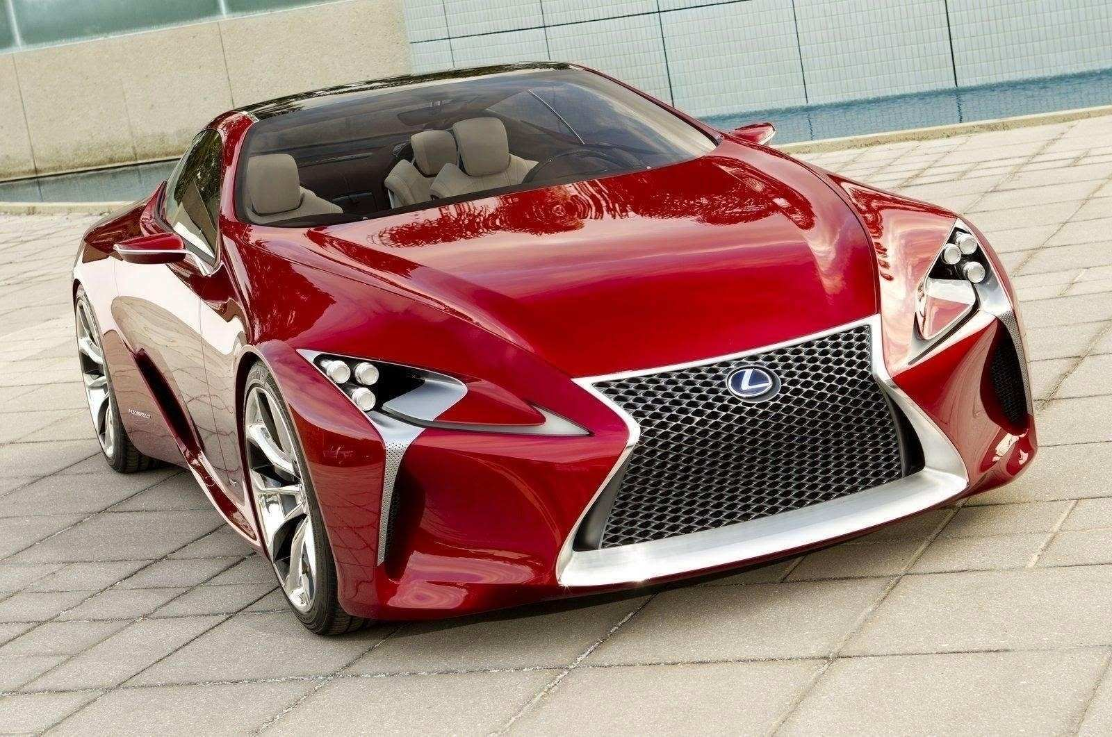 60 All New 2019 Lexus SC Research New