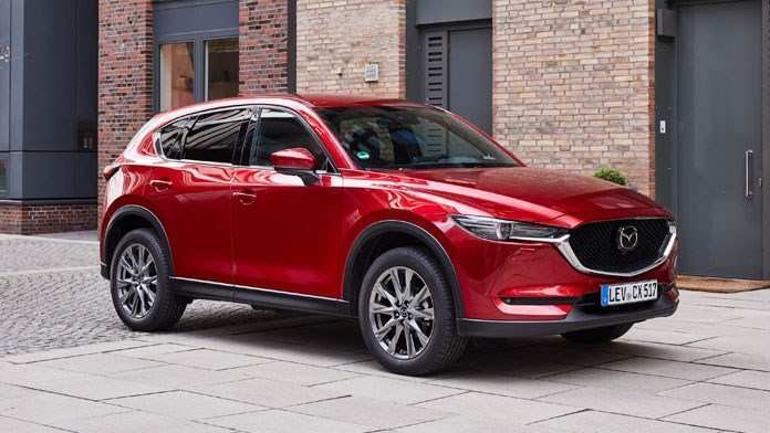 60 All New 2019 Mazda Cx 7 Concept