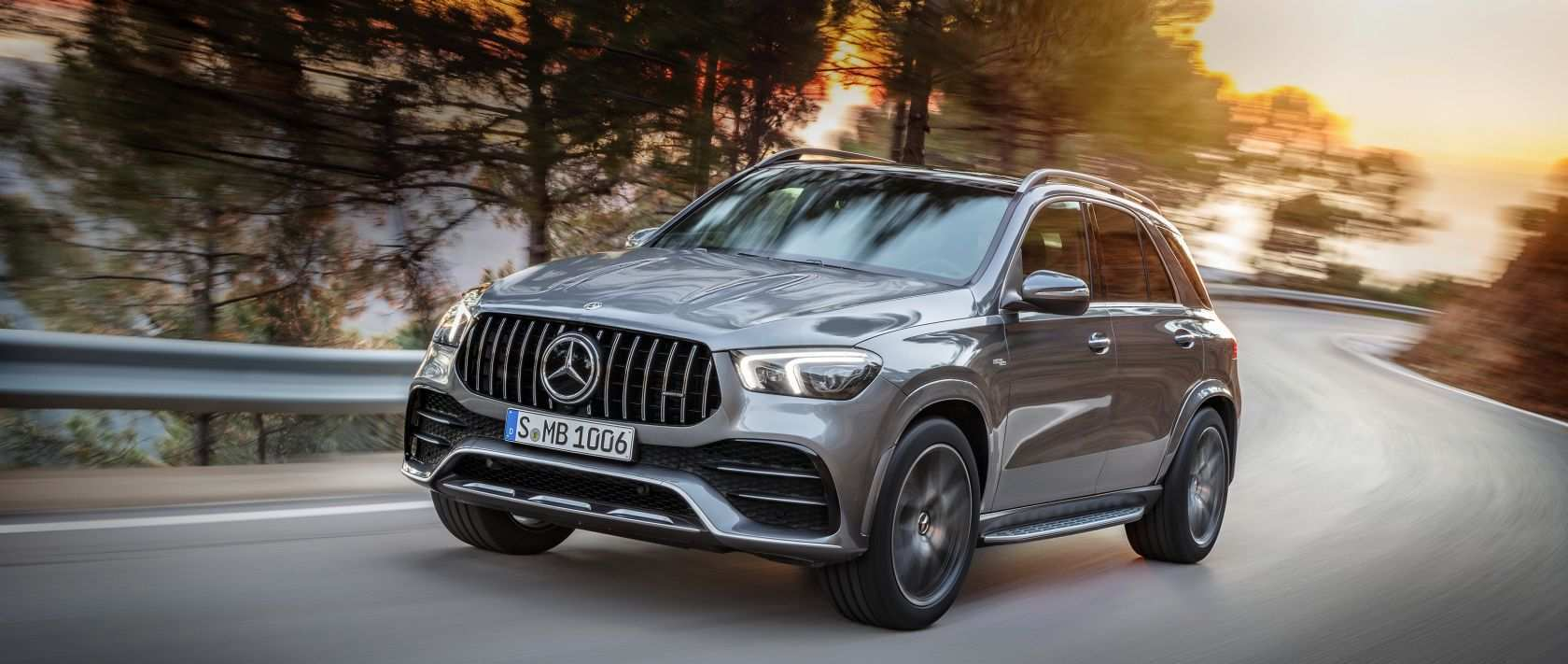 60 All New 2019 Mercedes GLE Photos