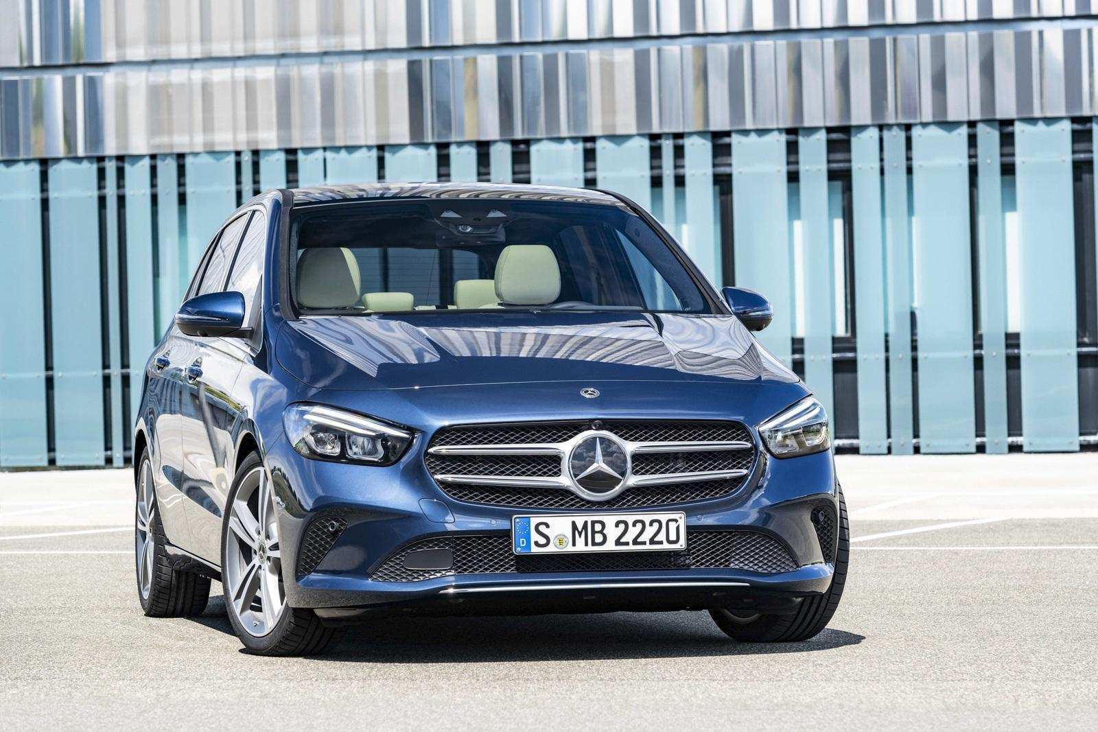 60 All New 2019 Mercedes Hatchback New Concept