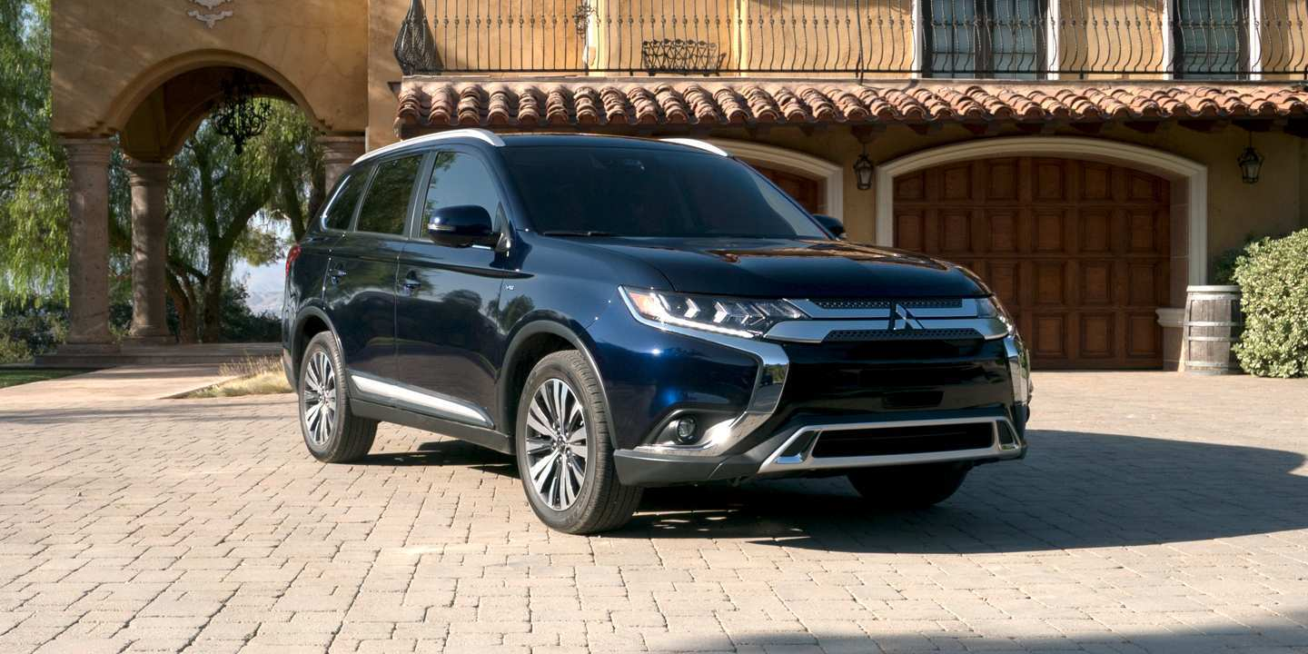 60 All New 2019 Mitsubishi Outlander Sport Release Date And Concept