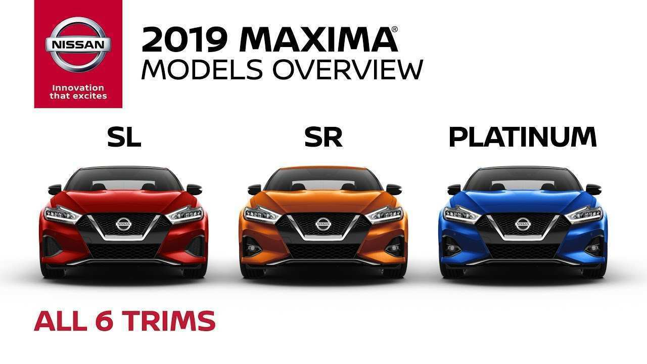 60 All New 2019 Nissan Maxima Nismo Wallpaper