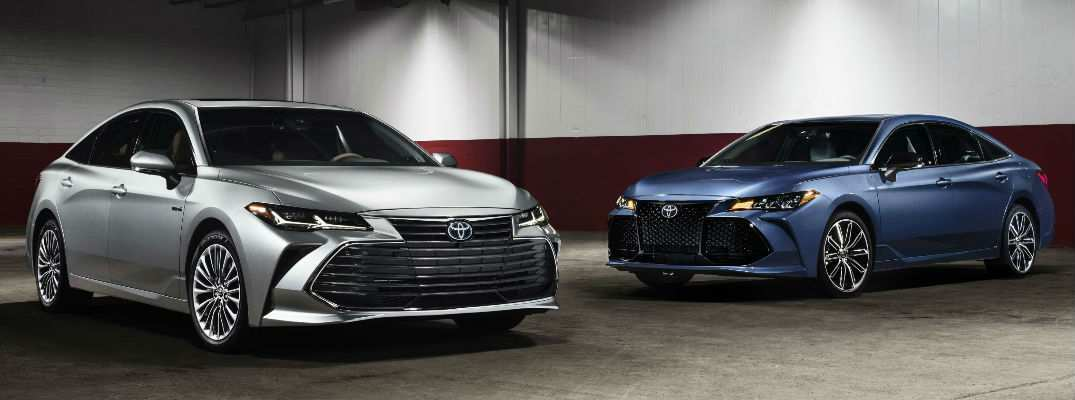 60 All New 2019 Toyota Lineup Model