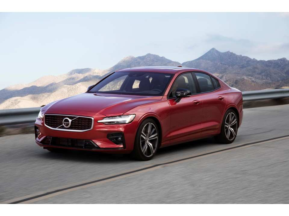 60 All New 2019 Volvo S60 Images