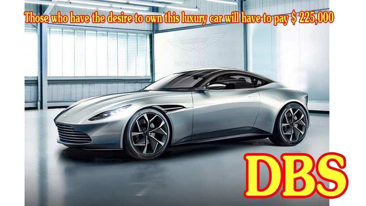 60 All New 2020 Aston Martin DB9 Specs And Review