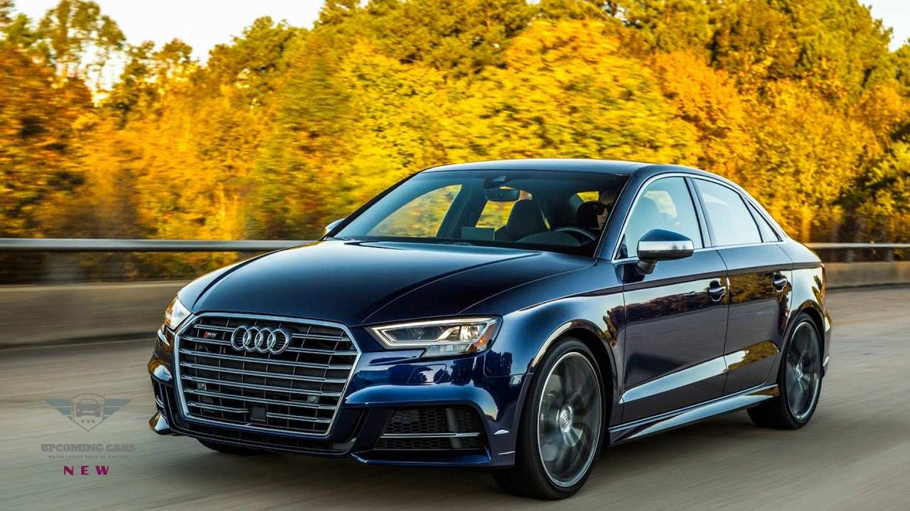 60 All New 2020 Audi A3 Review And Release Date