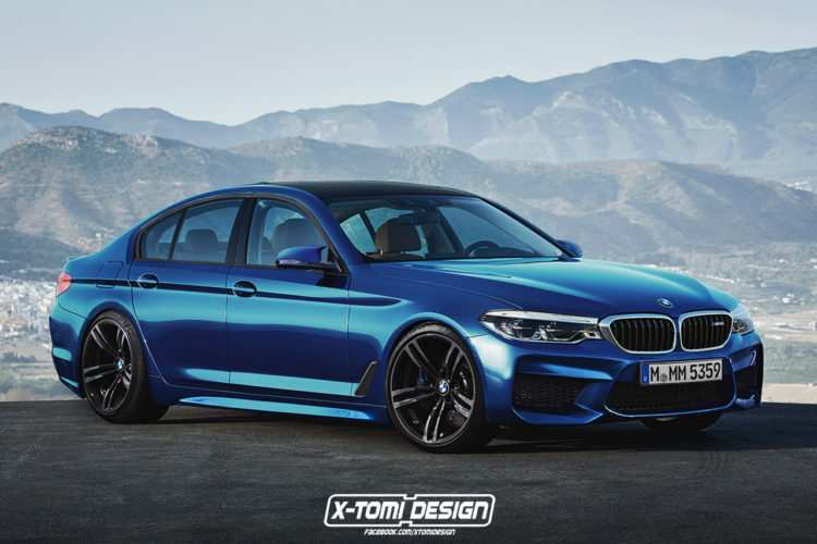 60 All New 2020 BMW M5 Xdrive Awd Redesign And Review