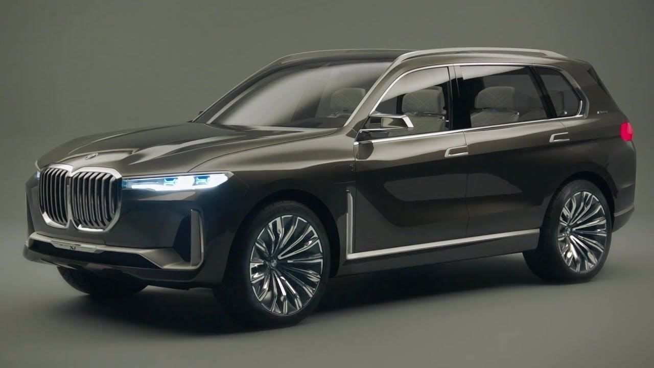 60 All New 2020 BMW X7 Suv Series Redesign And Concept