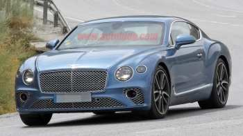 60 All New 2020 Bentley Continental GT Redesign And Concept