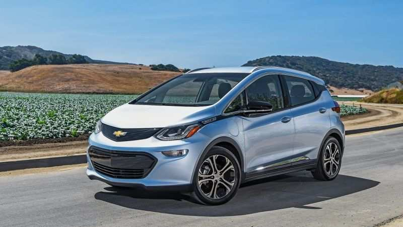 60 All New 2020 Chevy Bolt Review And Release Date