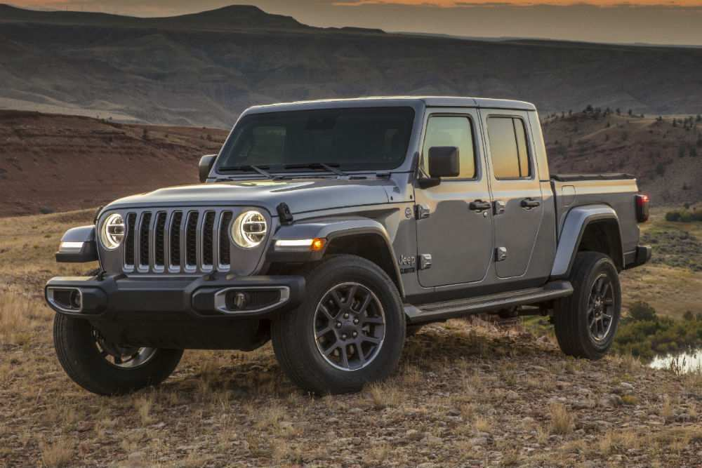 60 All New 2020 Dodge Jeep Truck Release Date And Concept