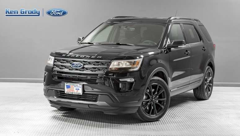 60 All New 2020 Ford Explorer Sports Performance