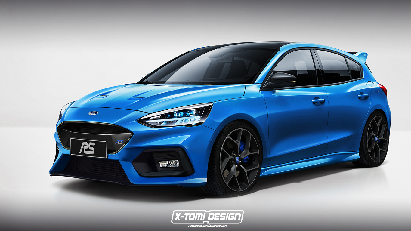 60 All New 2020 Ford Focus RS Concept And Review