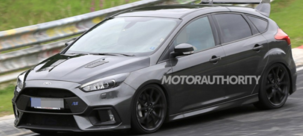 60 All New 2020 Ford Focus RS Spy Shoot