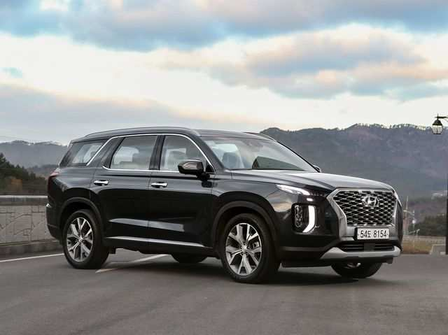 60 All New 2020 Hyundai Palisade Hybrid Rumors