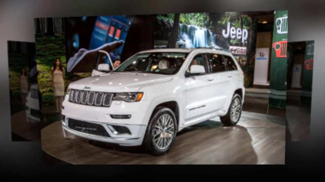 60 All New 2020 Jeep Grand Cherokee Srt8 Rumors