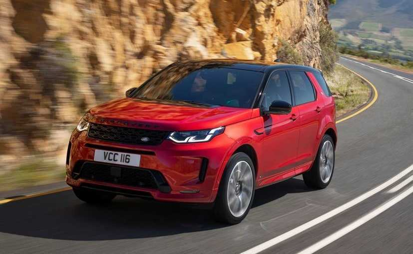 60 All New 2020 Land Rover Discovery Sport Style