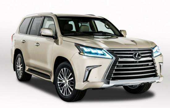 60 All New 2020 Lexus Lx 570 Release Date Release