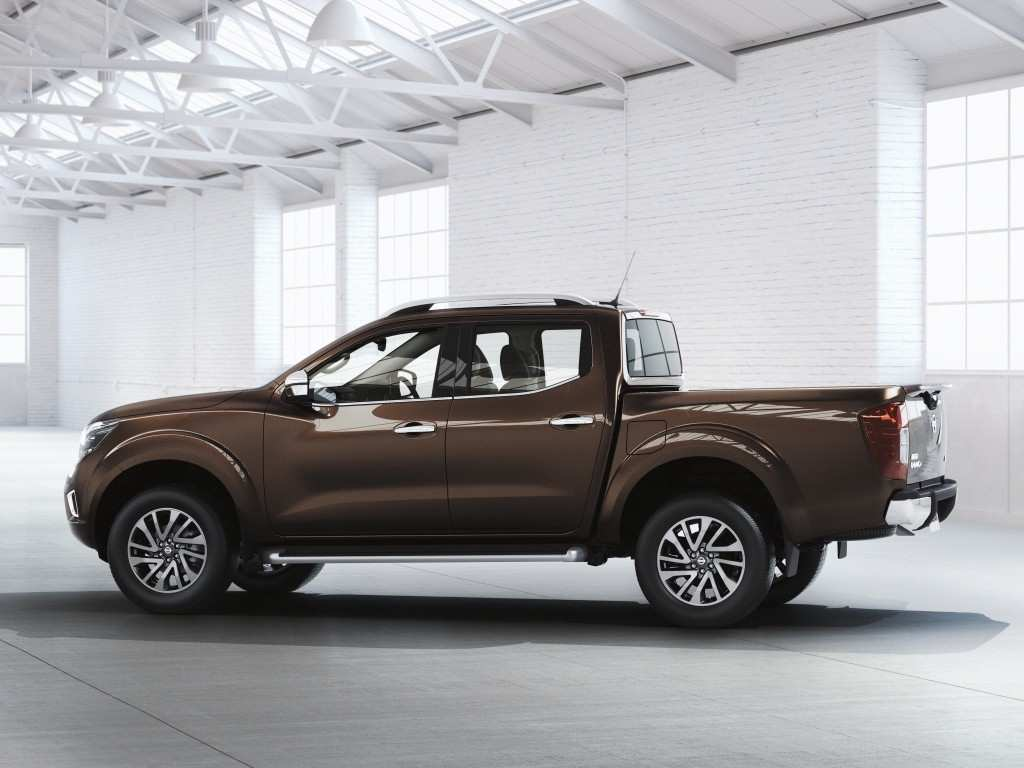 60 All New 2020 Nissan Frontier Diesel Concept