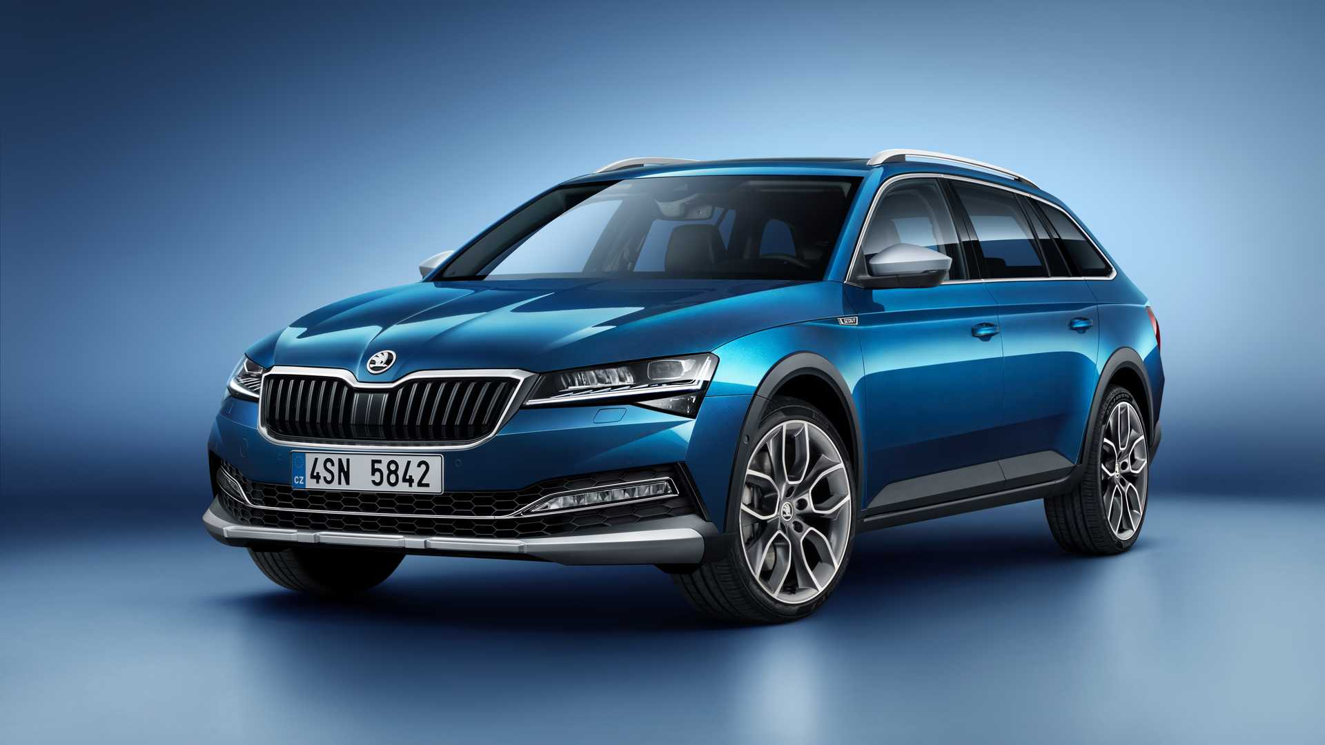 60 All New 2020 Skoda Scout Overview