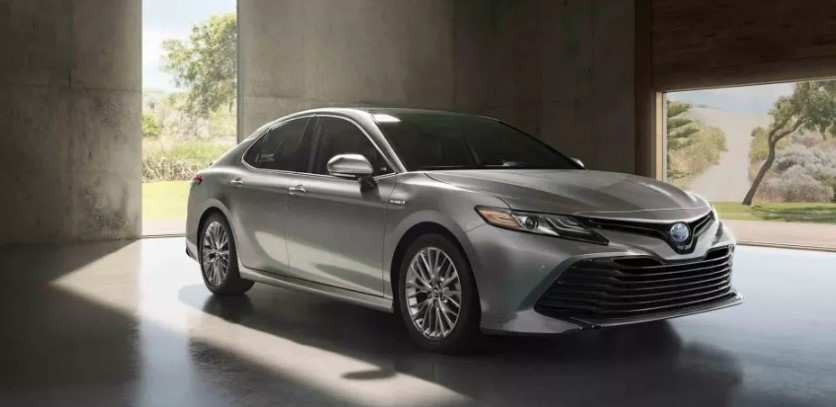 60 All New 2020 Toyota Camry Se Hybrid Interior
