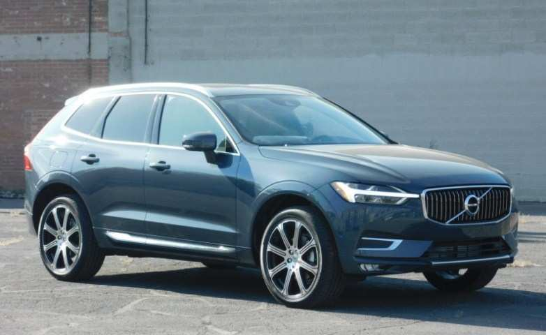 60 All New 2020 Volvo XC60 Concept And Review