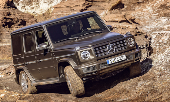 60 All New G550 Mercedes 2019 Ratings