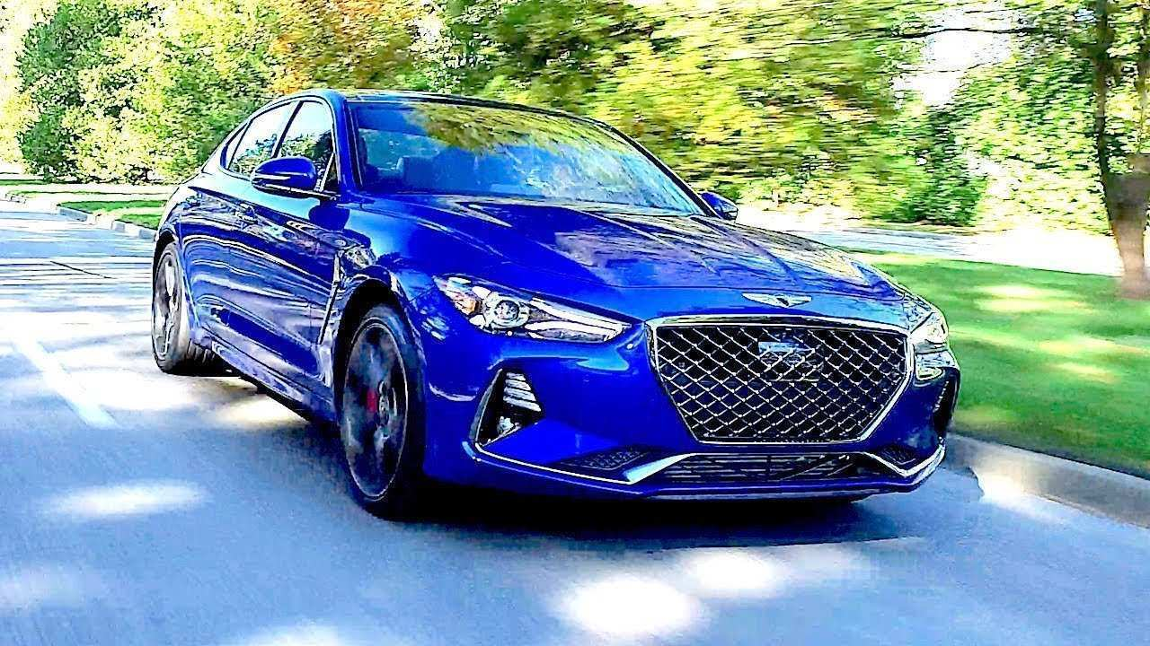 60 All New Hyundai Genesis G70 2020 Redesign And Concept