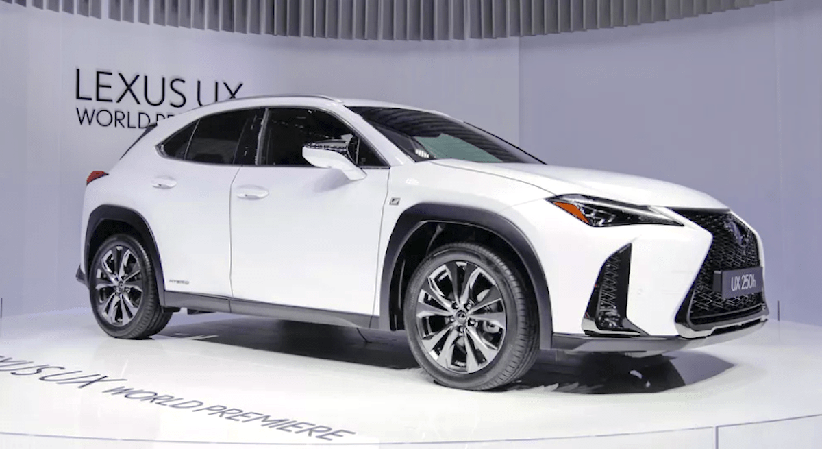 60 All New Lexus 2019 Ux Release Date Release Date