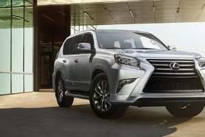 60 All New Lexus Gx 2019 Spy Redesign And Concept