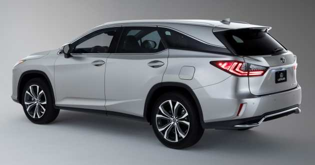 60 All New Lexus Rx Facelift 2019 Specs
