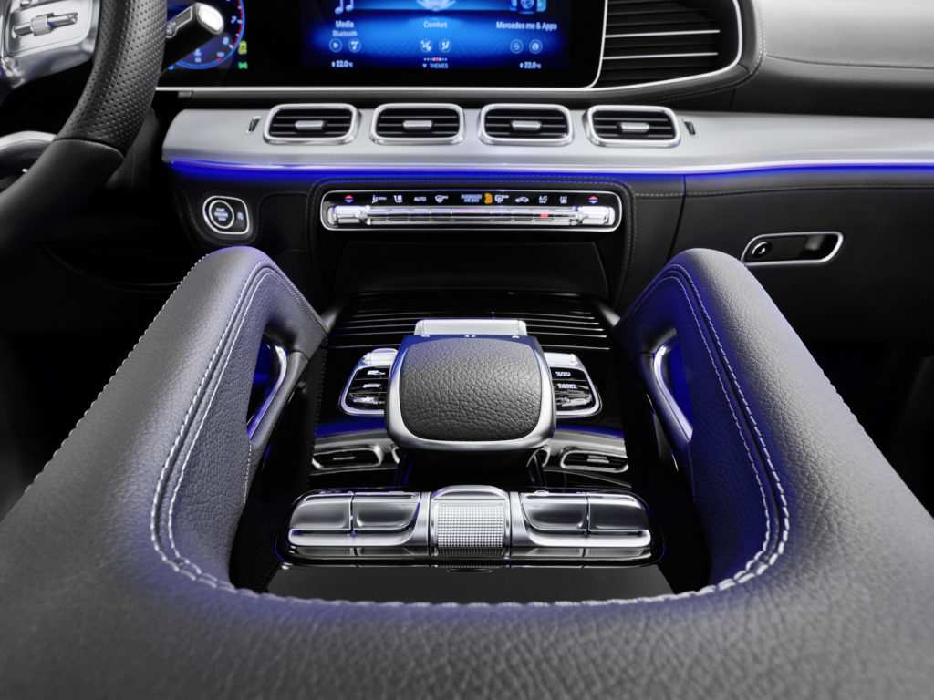 60 All New Mercedes Gle 2019 Interior New Review